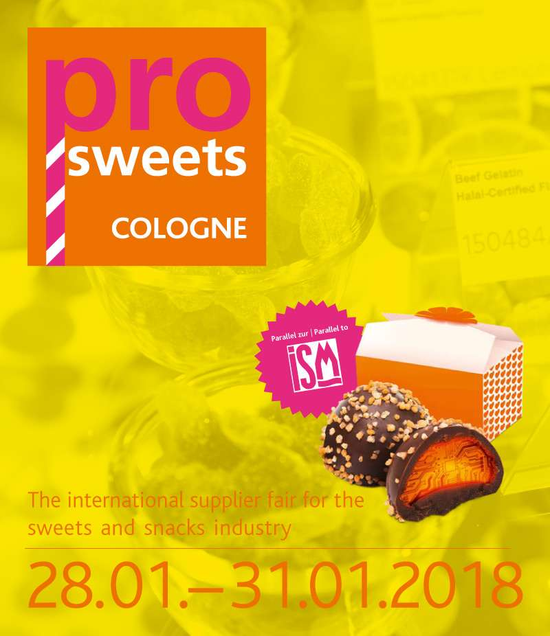 EXPOSITION: ProSweets 2018.